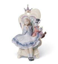 Lladro Alice in Wonderland