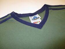 Adidas Women's Size M Medium Short Sleeve Green T-Shirt