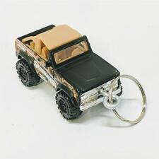 Matchbox Skyjacker Suspensions' 72 1972 Ford Bronco 4x4 1:64 Diecast Keychains