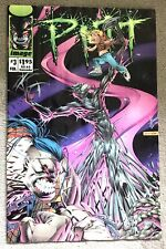 Pitt (1993 series) #3 in Near Mint condition. Image comics [*ow]