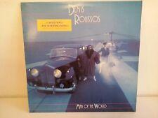 DEMIS ROUSSOS Man of the world 6302024 Avec le sticker photo voiture