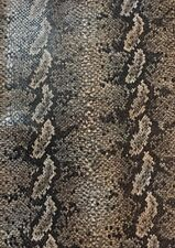 Bty Valley Forge Snake Reptile Skin Embossed Vinyl Upholstery Fabric 54� X 1 Yd