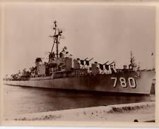 ORIGINAL PHOTO US NAVY SHIP USS STORMES DD-780