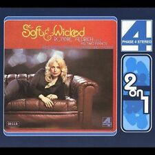 RONNIE ALDRICH Soft & Wicked / Come To Where The Love Is CD OOP Decca 2004 UK