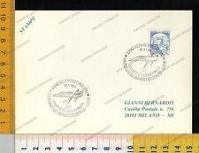R1632] BOLLO FIGURATO ANNULLO 1993 AZZANO DECIMO - CAMPIONATI CICLOCROSS CORVA