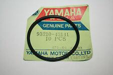 Yamaha snowmobile vintage axle housing o-ring ex340 440 gpx srx gp 433 sm sl sr