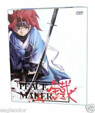 Peacemaker Complete Series 1-24 End (Box Set) No English Subtitles!