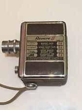 Revere 8 Model 40 Super 8 MM Film Camera