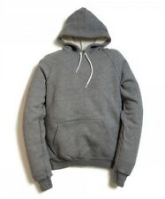 American Apparel Classic Sweat Heavy Gray French Terry Hoodie HVT495 Pullover