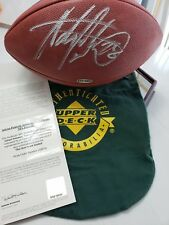 ADRIAN PETERSON AUTOGRAPHED AUTHENTIC NFL FOOTBALL (UPPER DECK)