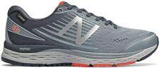 New Balance Women's 880v8 GTX Running Shoes, Grey/Red, 7 B(M) US