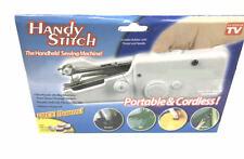 Singer Handheld stitch multi-function mini portable electric sewing machine
