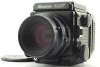 【 MINT 】 MAMIYA RZ67 Sekor Z 110mm f/2.8 120 Film Back From JAPAN #538