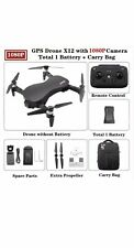 JJRC X12 5G WIFI 4K 1080P Foldable Drone 3 Axis AURORA QUADCOPTER DRONE