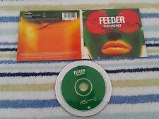 FEEDER – Cement CD1 UK MAXI CD SINGLE E.P W/RARE B-SIDES CD NEAR MINT