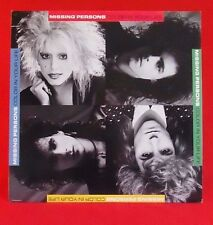 MISSING PERSONS - COLOR IN YOUR LIFE - VINYL LP - 1986 - CAPITOL RECORDS   VG+