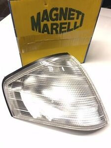 R129 SL Clear Front Indicator Lamp  Magneti Marelli - Mercedes-Benz Right OEM