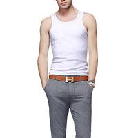 Men Body Tummy Slimming Shaper Belly Underwear Shapewear Waist Girdle Shirt-Vest