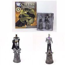 Eaglemoss DC Chess Figurine Collection Magazine Special #1 Batman Joker King