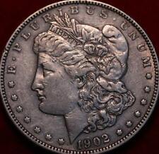 1902 Philadelphia Mint Silver Morgan Dollar