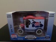 1912 FORD PEPSI COLA LIMITED EDITION GEARBOX COIN BANK DIECAST TRUCK