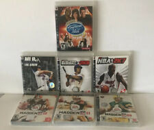 Sony PlayStation 3 PS3 Games. Lot Of 7. (430)