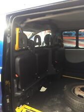 Expert Dispatch SCUDO E7 Taxi Three 3 Folding Seats With Partition 2012 13 14 15
