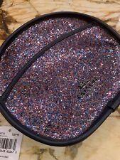 Coach Crossbody Handbag Bag, Metallic Glitter, Canteen Circle, F48731