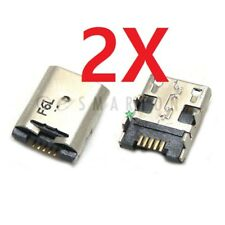 """2X Amazon Kindle Fire HD 6"""" PW98VM USB Charger Charging Port Dock Connector USA"""