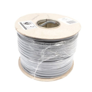 Twin and Earth Cable 6242y 1mm - 1.5mm - 2.5mm 100m and 50m Drums UK