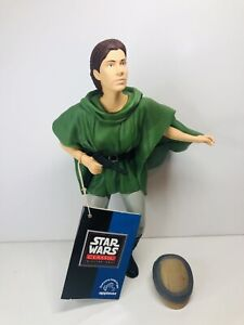 """STAR WARS PRINCESS LEIA ORGANA 8.5"""" FIGURE APPLAUSE CLASSIC COLLECTION W tag"""