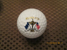 LOGO GOLF BALL-THE RYDER CUP AT THE BELFRY....OLDSMOBILE......