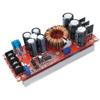 1200W 20A DC Converter Boost Car Step-up Power Supply Module 8-60V to 12-83 I2O3
