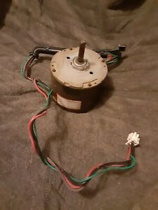 A.O. Smith AC Motor RPM 850. V 208/230, F48J66A48 ,  H.P. 1/4, 024-27596-000