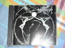 NECROMICON - Realm of Silence XTRARARE 1st ed CD on Impure Creation '96 ICR 003