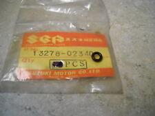 NOS OEM Suzuki Carb Drain O-Ring 1971-2000 FA50 GT380 Sebring DR650 13278-02340