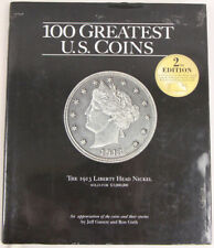 """100 Greatest U.S. Coins"" 2nd Edition by Jeff Garrett and Ron Guth"