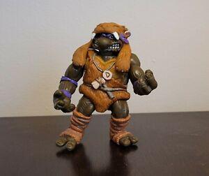 1993 Teenage Mutant Ninja Turtle Caveman Donatello Playmates Mirage Studios