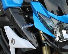 SUZUKI GSR750 GSR 750 Carbon Seitliche Verkleidung Kühler oben