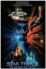 Star Trek Outer Space Movie Game Art Fabric Wall Poster 13x20 24x36inch 001