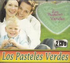 Los Pasteles Vedres Caja De Carton 2CD New Sealed