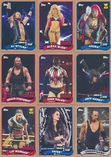 2018 Topps WWE Heritage Wrestling BRONZE PARALLEL of BASE & RC Pick From List