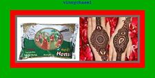 Ayur Indian Rajasthani Natural Henna Powder Mehendi -Fresh -ships from NYC