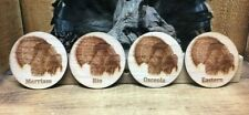 Grand Slam Series Lasered Cherry Sound Boards For Friction Pot Turkey Calls