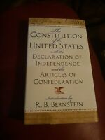 The Constitution Of The United States Of America R.B.Bernstein book
