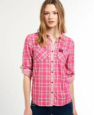 Superdry Checked Tops & Shirts for Women