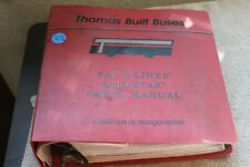 SAF-T-LINER Thomas School Bus parts Manual