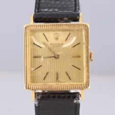 Vintage Rolex Manual Wristwatch 18ct Yellow Gold