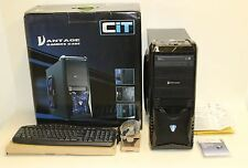 NUOVO CIT Vantage Quad Core 4.2Ghz 16GB 1TB Desktop Gaming PC Computer MSI RADEON