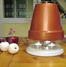 Teelichtofen Kerzenofen Tealight Holder Teelichtheizung Varnished 50 Tealight